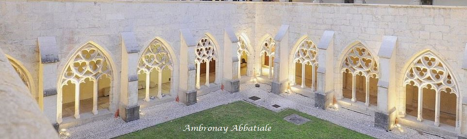 Ambronay Abbatiale