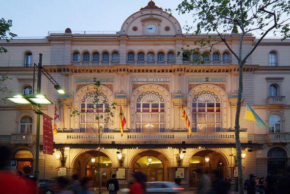 Barcelone Liceu