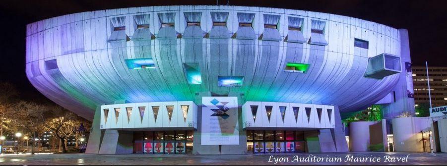 Lyon Auditorium