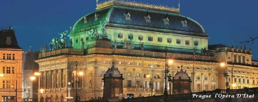 Prague Staatsoper