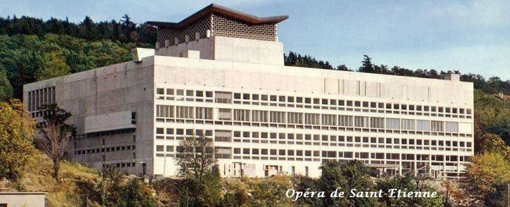 St_Etienne Opera