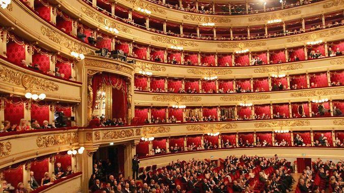 Milan La Scala