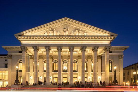 Munich Staats Oper