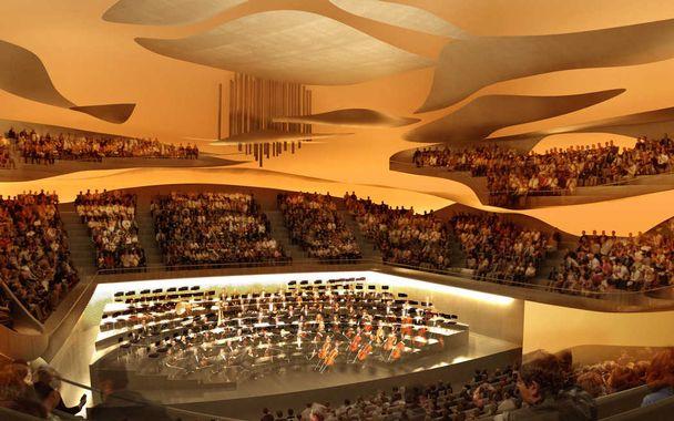 Paris La Philharmonie