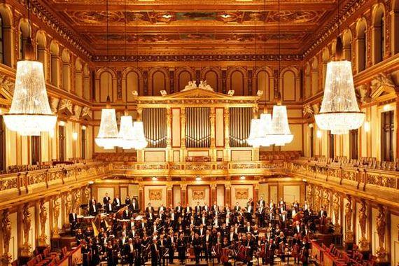 Vienne Musikverein