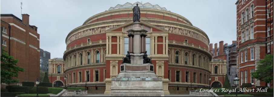 Londres Royal Albert Hall