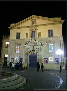 Pesaro theatre