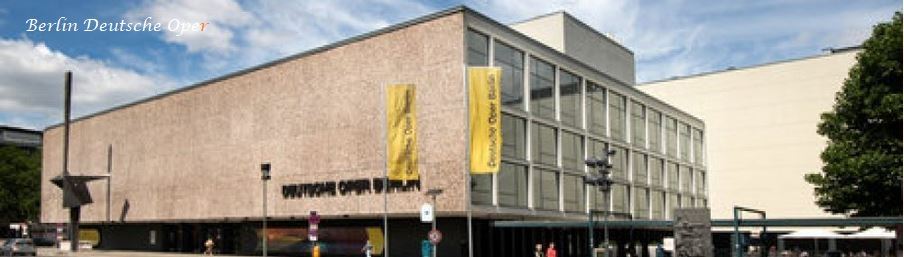berlin Deutsch Oper
