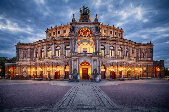 Dresde Semper Oper