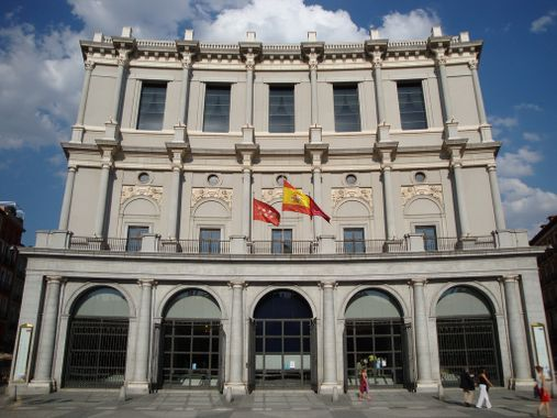 Madrid Teatro Real